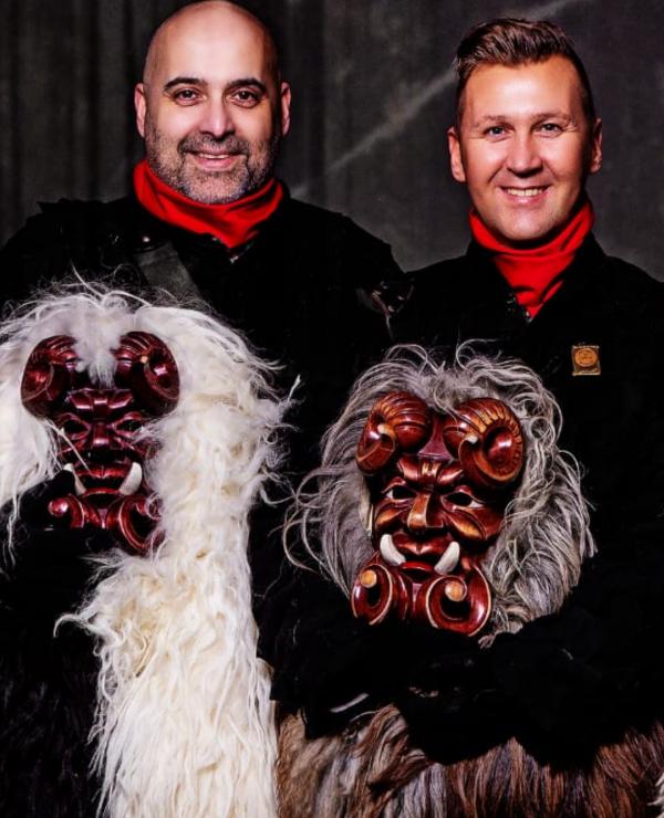 Zunftmeister (extern) Eduardo Martinez _ Zunftmeister (intern) Mike Ringenbach